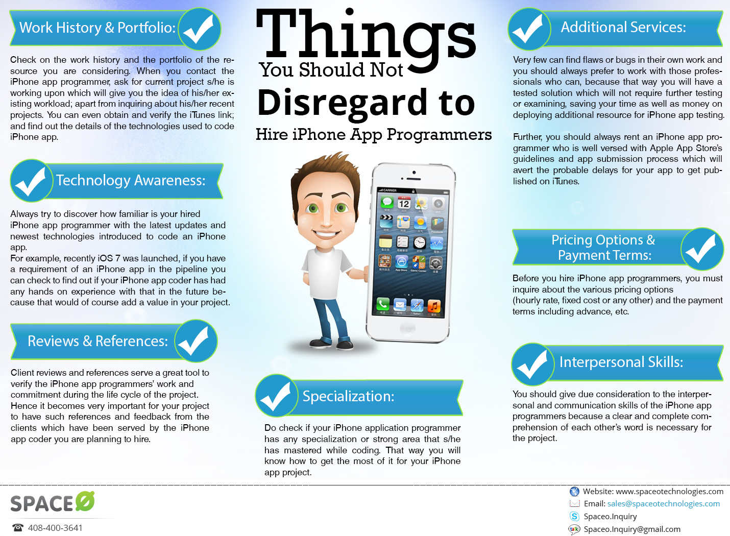 7 Things You Should Not Overlook While Hiring iPhone App Programmers