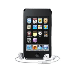 An iPod Touch