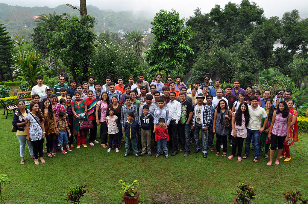 Space-O Family Mount Abu Tour
