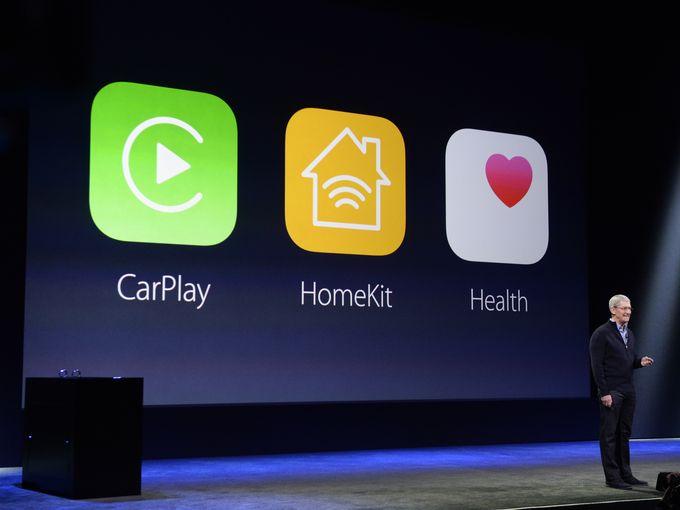 Carplay-homekit-healthkit