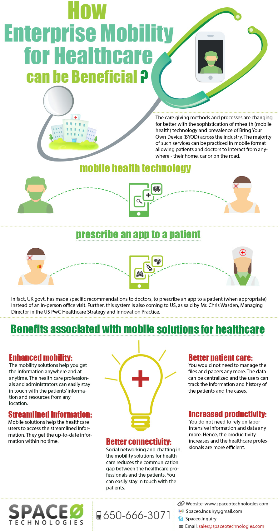 Enterprise Mobility Gains for Healthcare Organizations