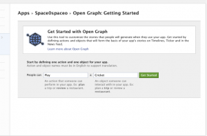 Integrate Open Graph Facebook API into iPhone & Android