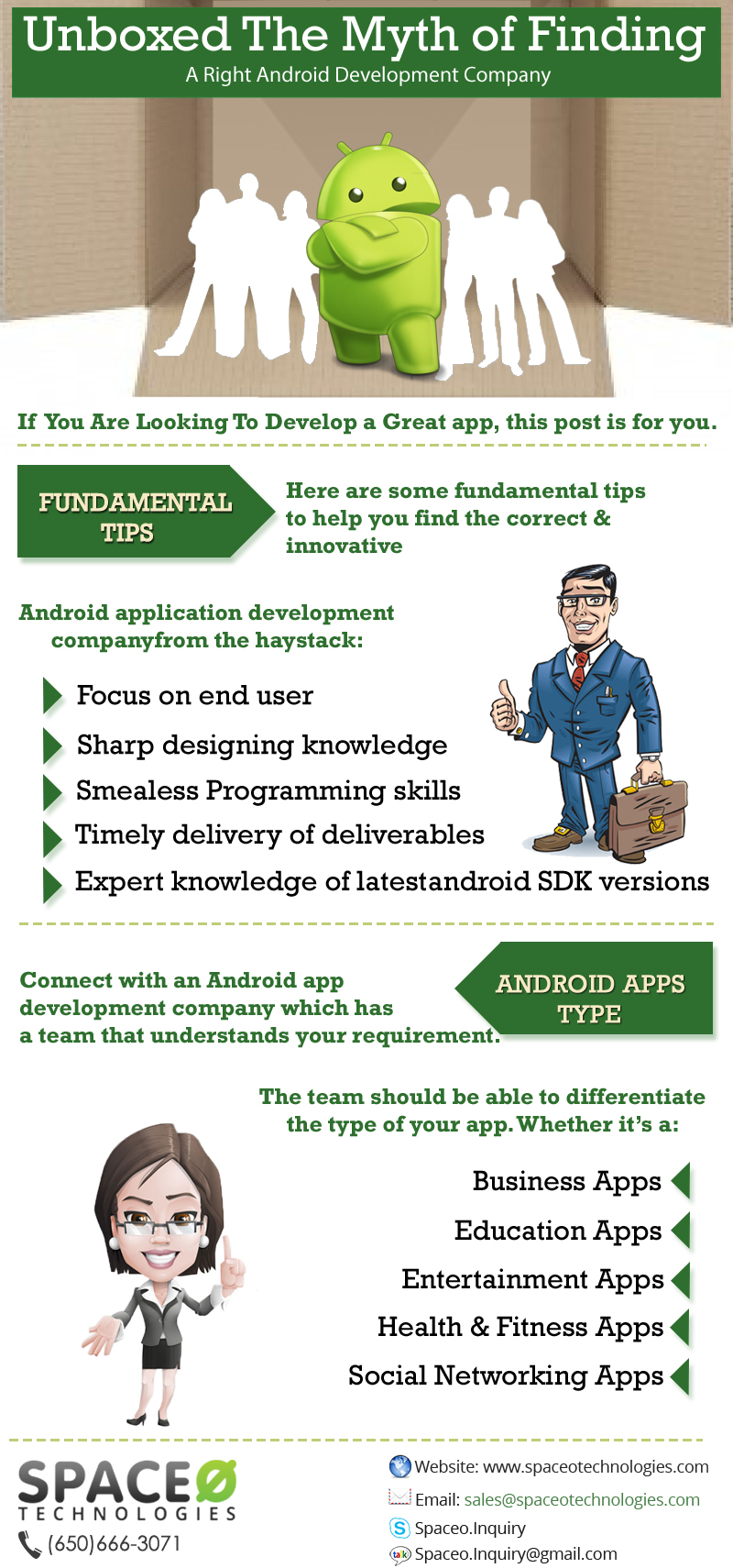 Find The Right Android App Development Company