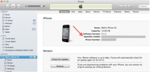 Use iTunes to get your iPhone, iPod Touch, and iPad UDID