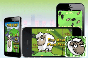 Flock Da Sheep - iPhone Game App