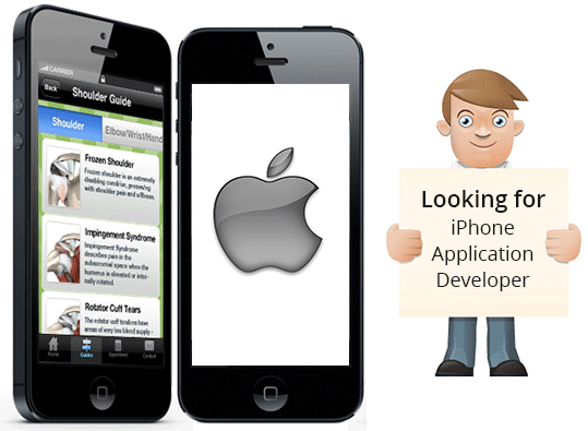 Looking for Apple iPhone Application Developer