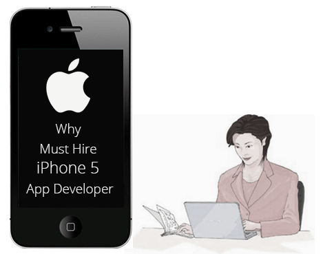 Hire iPhone 5 App Developer