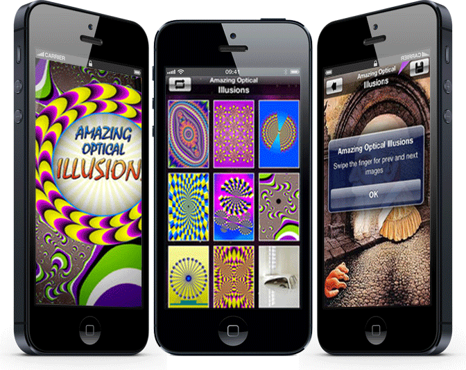 Amazing Optical Illusion Wallpapers