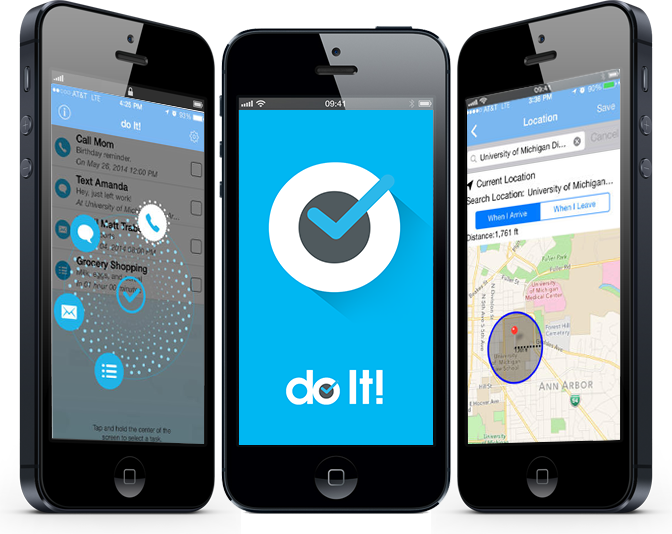 do It! – To Do List iPhone App