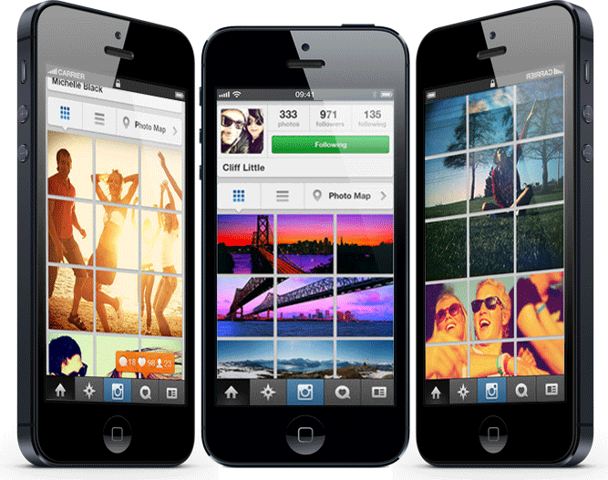 InstaBanners – Post Banners on Instagram