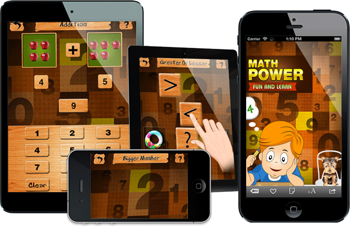 Fun and Learn: Math Power