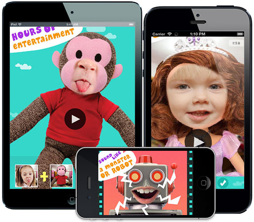 My Talking Toy – Add a voice to any toy, pet or superhero