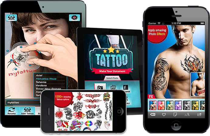 myTattoo – Make your Statement