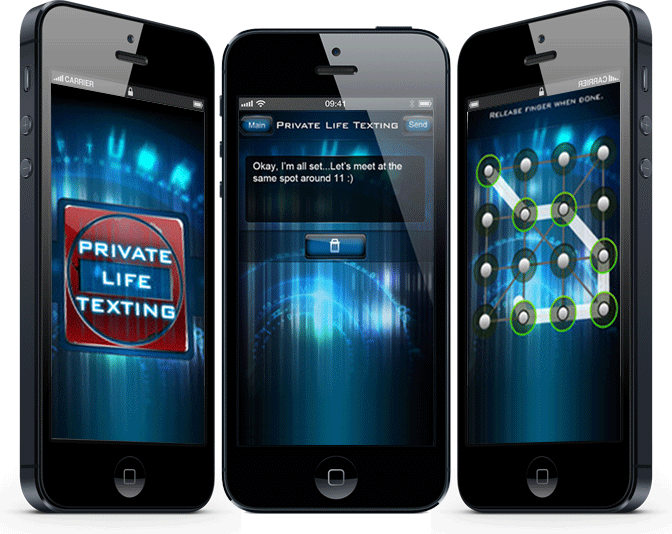 Private Life Texting (Free Reader Edition) – Secret SMS messages