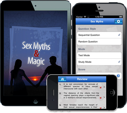 Sex Myths & Magic – Test Yourself