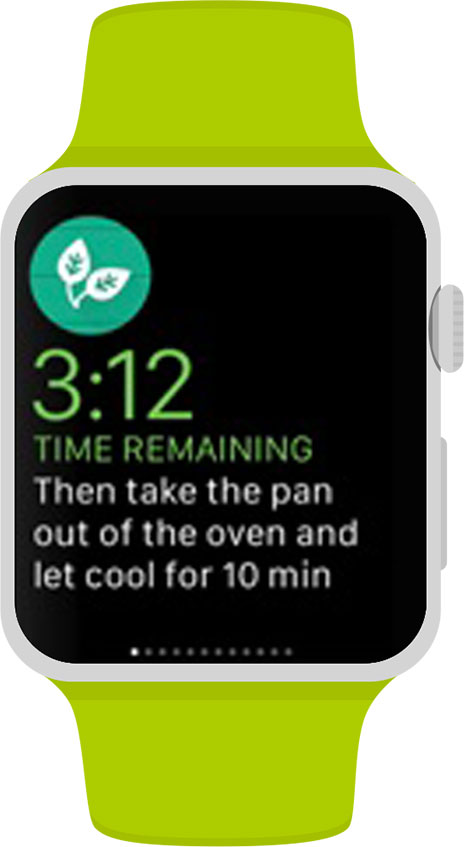 Create apple watch app:Read-only