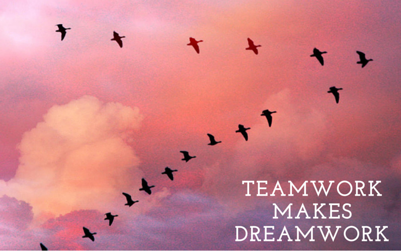 Teamwork Makes Dreamwork