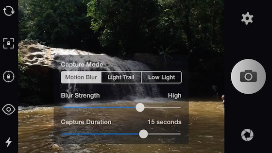 Select The Best Exposure Settings wiht Slow Shutter Cam