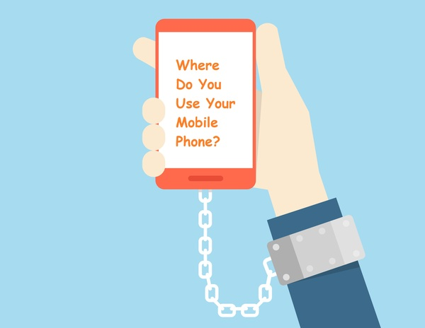 Where Do You Use Your Mobile Phone?