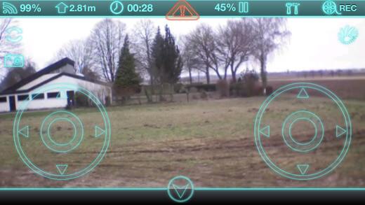 Drone Control US App Screenshot