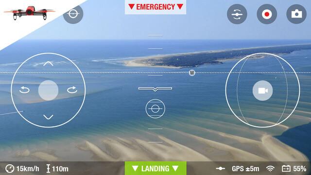 Free Flight 3 App Screenshot