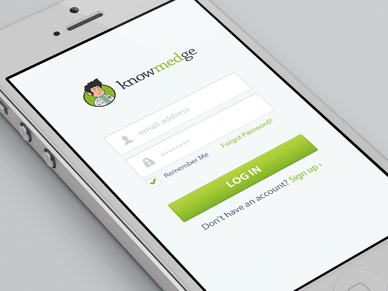 Knowmedge App
