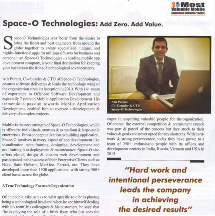 Insight Success Magazine