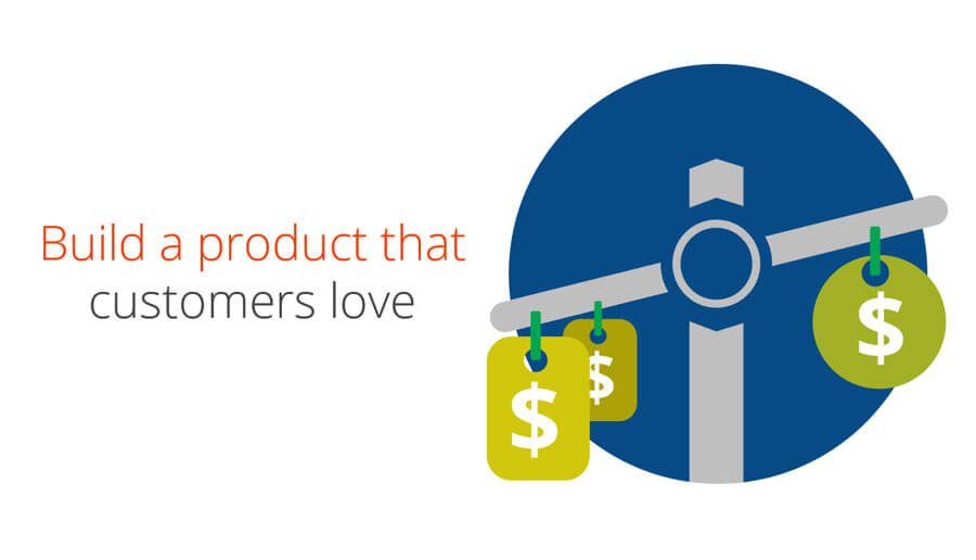 Build a product that customers love