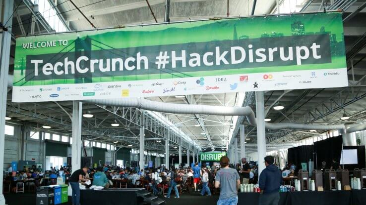 TC Disrupt SF 15