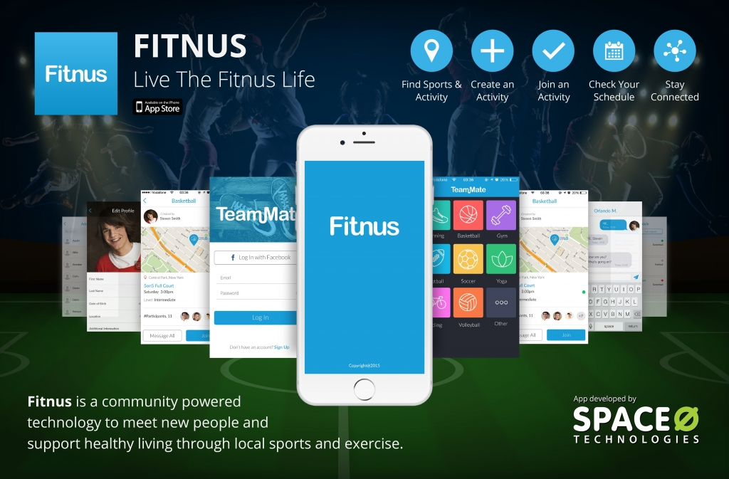 Fitnuss - Fitness App Development