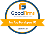 top app developer usa