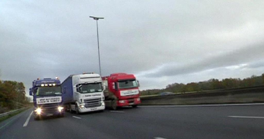 Uber for Truckers_France