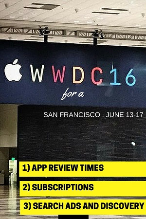 WWDC 2016 Flexible Apple App Store